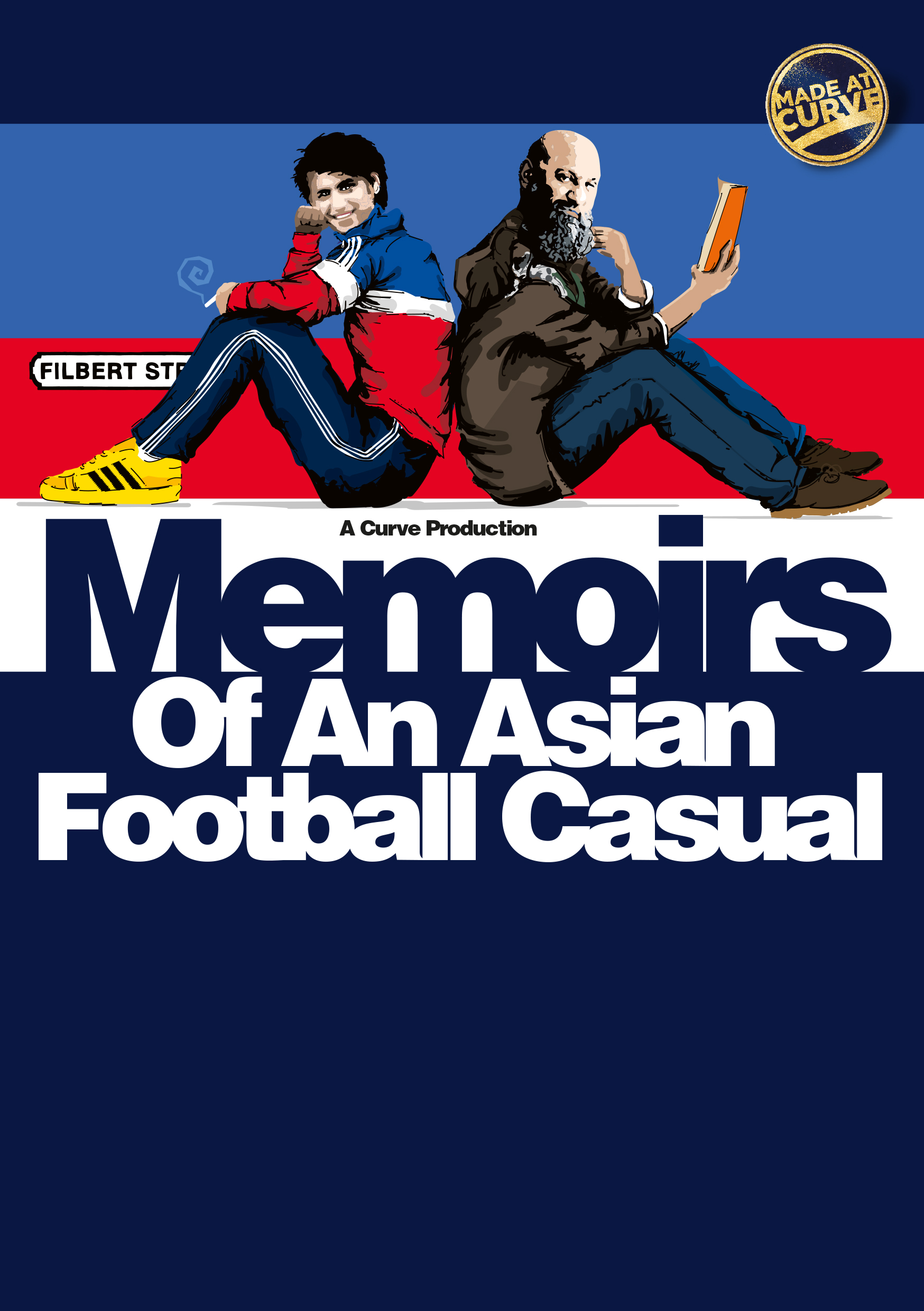 Curve Presents The World Première Of: Memoirs Of An Asian Football Casual