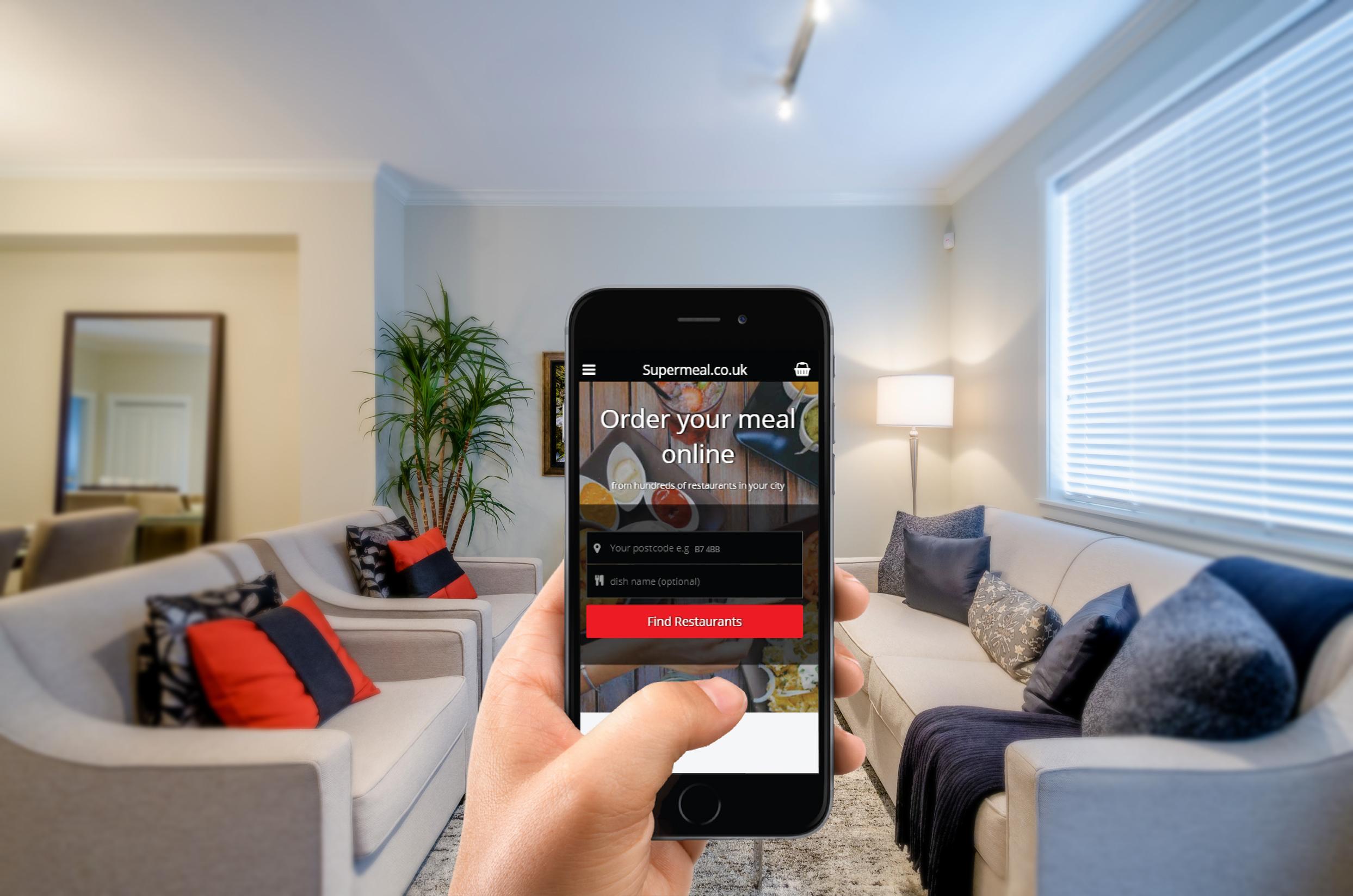 International tech company Supermeal, choose Birmingham  to launch new take-away app