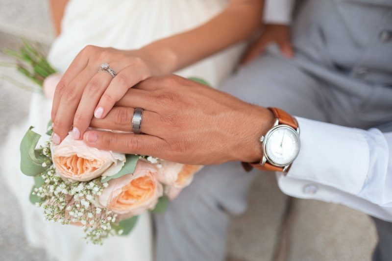 Choosing the Perfect Wedding Ring
