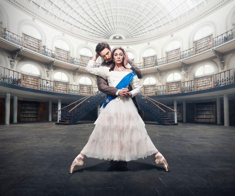 Northern Ballet announces World Première of Victoria