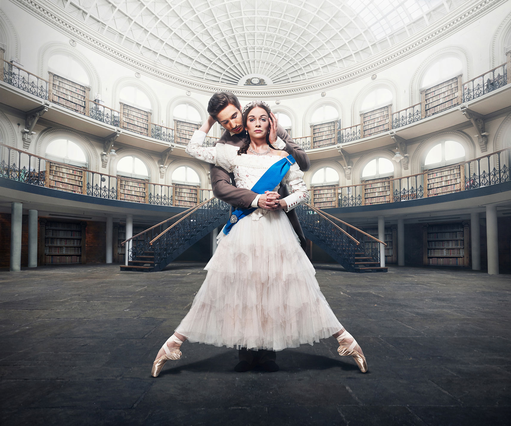 Northern Ballet announces World Première of Victoria