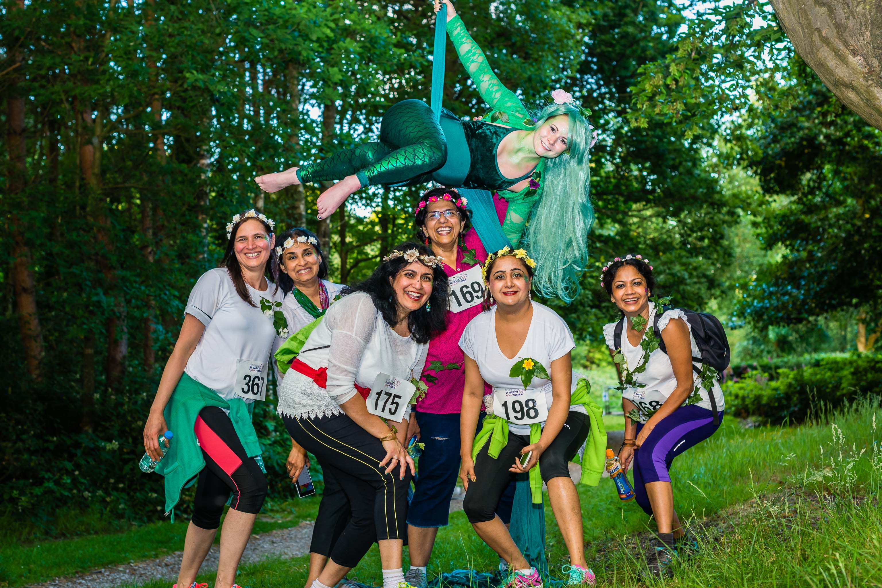 Magical Midsummer walk to raise vital funds for local hospice