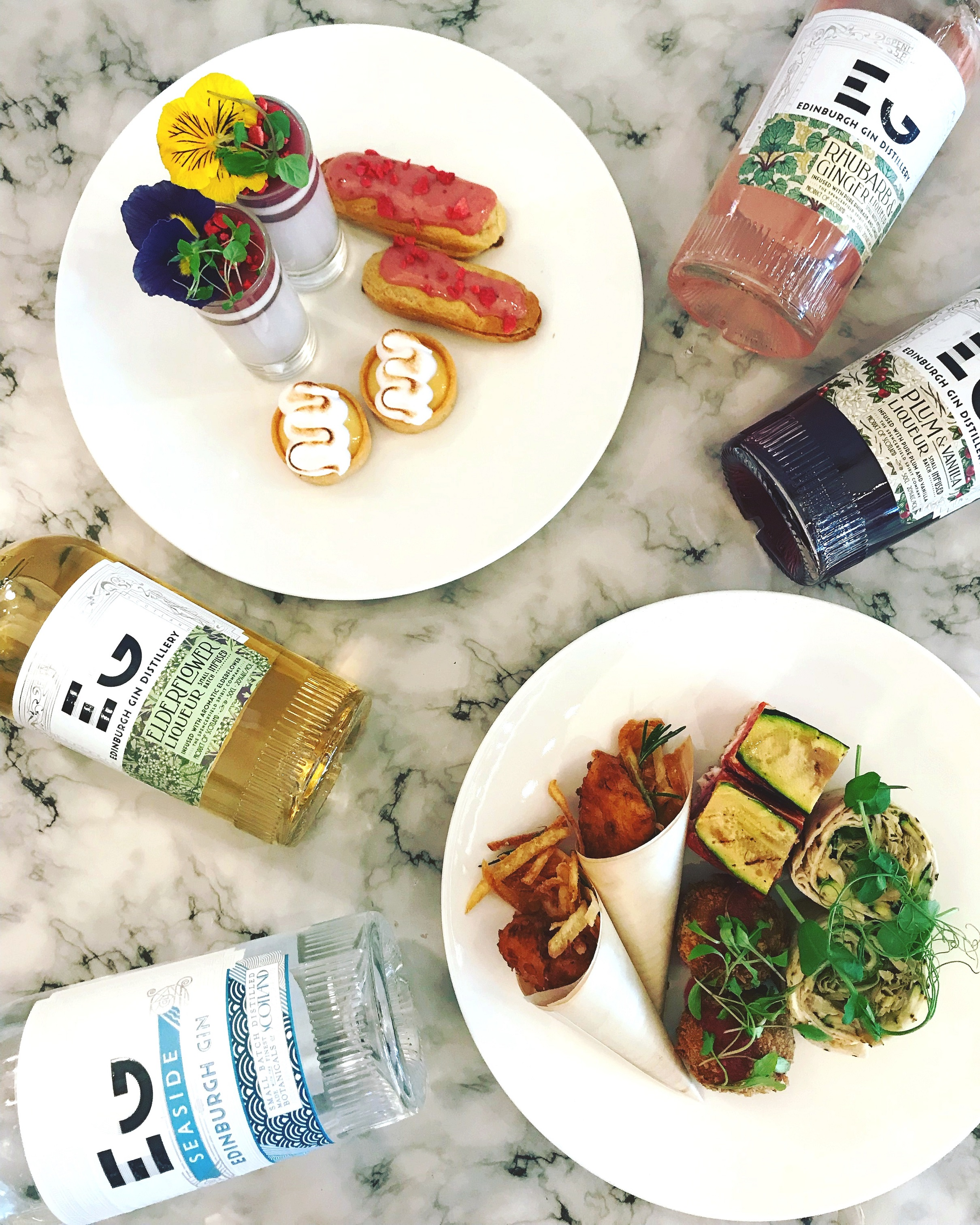 Indulge Your Tastebuds With Harvey Nichols And Edinburgh Gin