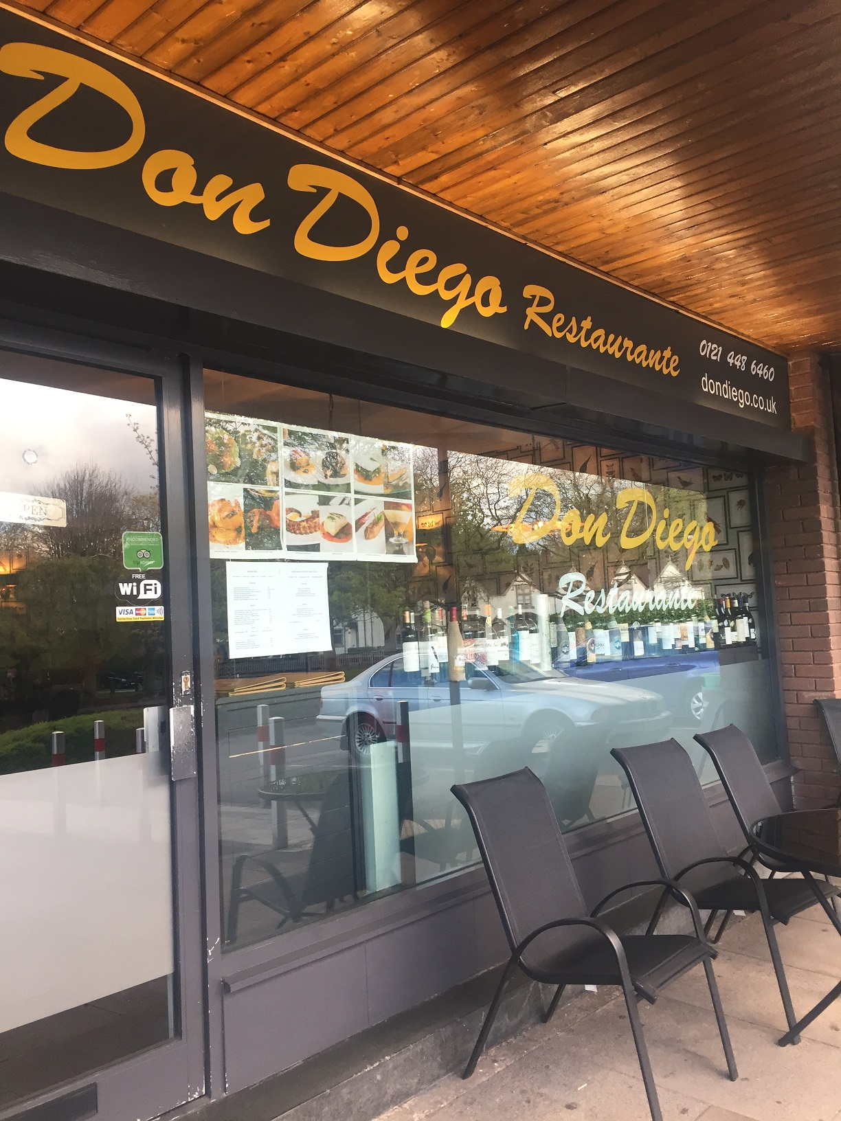 Dinning Like A Don! We Review Don Diego Restaurant in Birmingham.