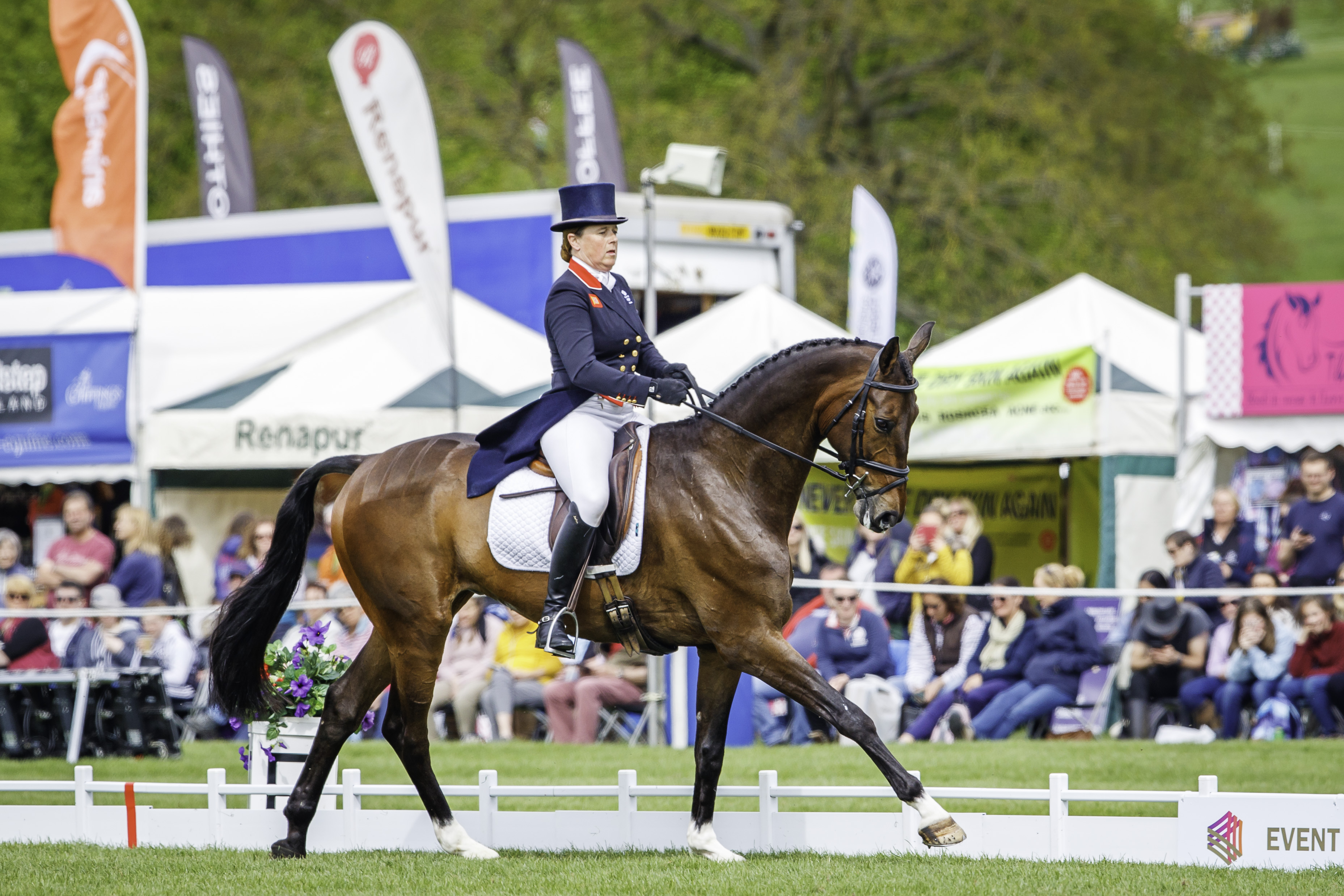 British riders triumph at Chatsworth
