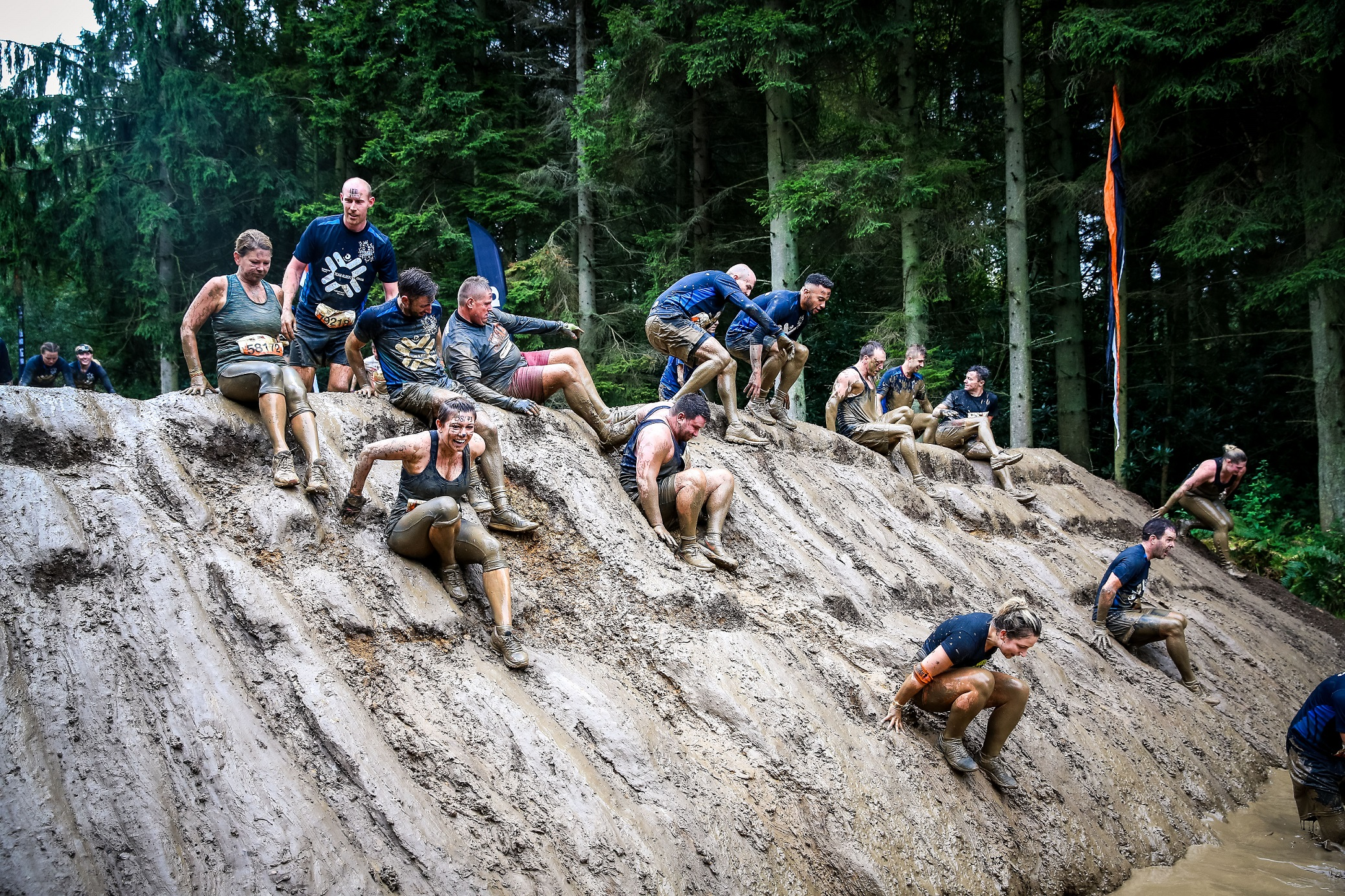Tough Mudder Comes to the Midlands for Three Epic Events Across Two Weekends