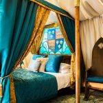 SLEEP LIKE A KING: WE REVIEW GLAMPING AT WARWICK CASTLE