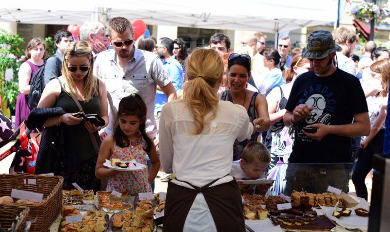 Colmore Food Festival Returns
