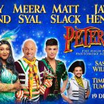 Setting sail for Neverland, the stars of Birmingham Hippodrome's pantomime, Peter Pan are announced!