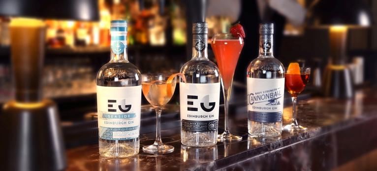 Celebrating A British Institution. Indulge Your Tastebuds With Harvey Nichols & Edinburgh Gin.