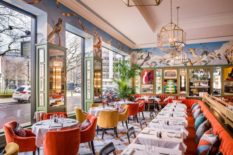DINING: The Ivy Temple Row Review