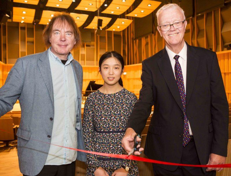 Birmingham concert hall renamed following million-pound donation