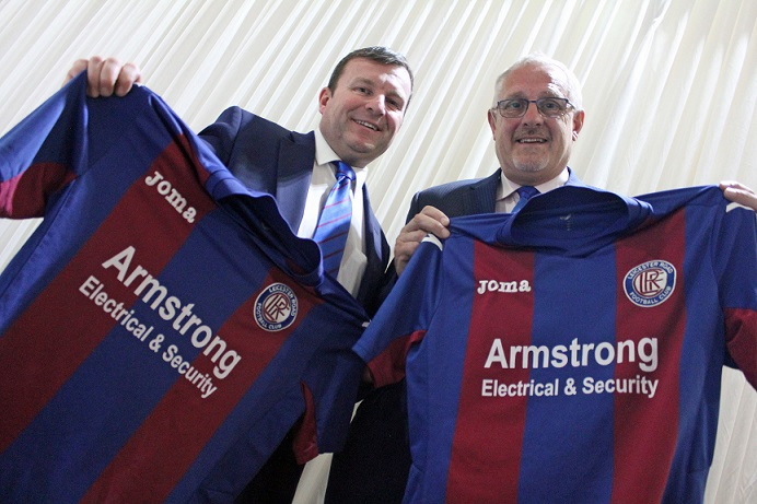 Hinckley's Leicester Road FC are now reserving places in their 'shirt draw' for the 2018/19 season