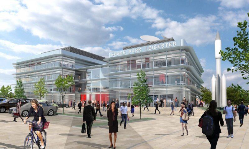 City Space Park Plans Announced