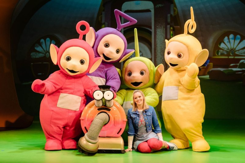 Love & laughter: Teletubbies Live! comes to the Belgrade Theatre