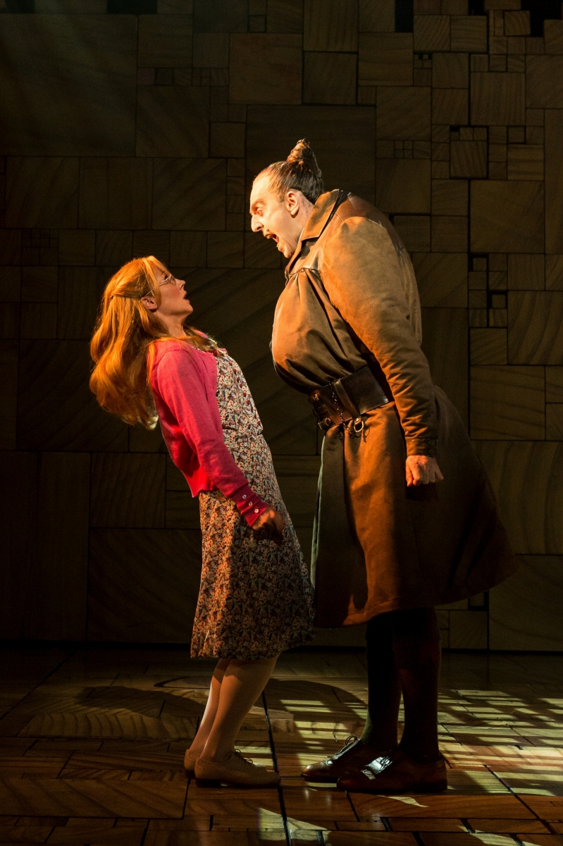 11 - Royal Shakespeare Companys Matilda The Musical. Credit Manuel Harlan