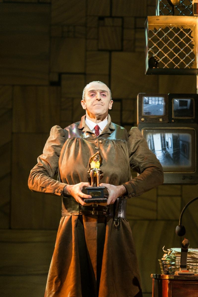 12 - Royal Shakespeare Companys Matilda The Musical. Credit Manuel Harlan
