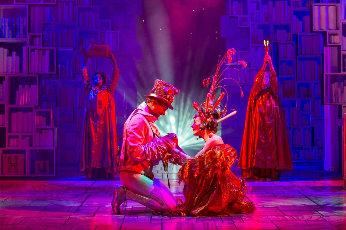 19 - Royal Shakespeare Companys Matilda The Musical. Credit Manuel Harlan