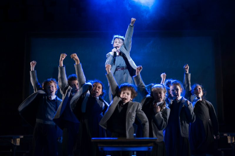 Hilarious, Highly Energetic And A Must See Show. We Review Matilda The Musical At Birmingham Hippodrome.