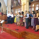 "Intergenerational ""Learn To Sing Gospel"" Workshop Takes Place In Leicester."