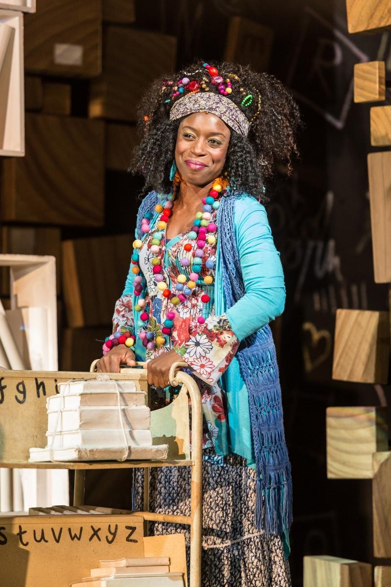 7 - Royal Shakespeare Companys Matilda The Musical. Credit Manuel Harlan