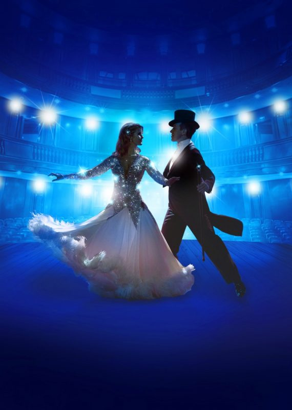 Anton & Erin Announce Dance Those Magical Musicals Tour