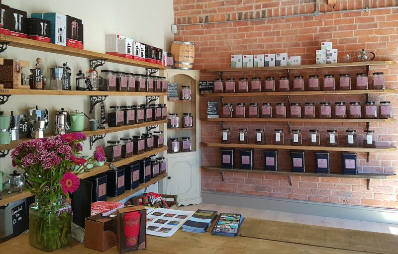 Specialist Coffee Supplier The Latest Store To Open At The Engine Yard