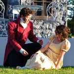 Alfresco performance of Sense and Sensibility is coming to Birmingham