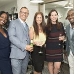 Everyman Barbers celebrate a summer social with Birmingham Law Society