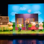 Peppa Pig sets up camp at the Belgrade Theatre