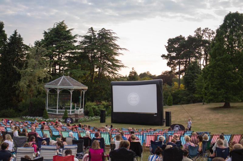 Action-packed September at Birmingham Botanical Gardens