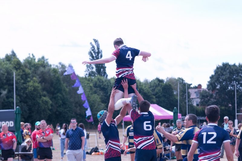 Momentous year for Robbie's Rugby Festival