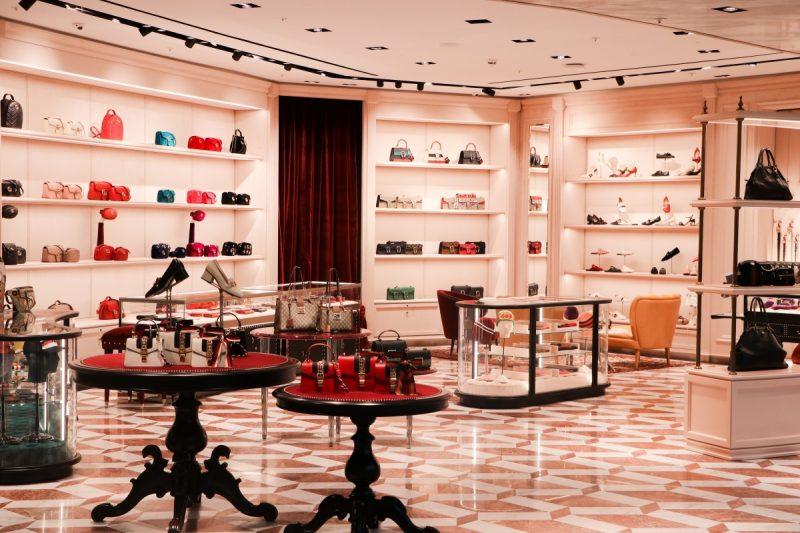 6e93e9080b78 Gucci Boutique opens at Selfridges Birmingham - Dluxe Magazine