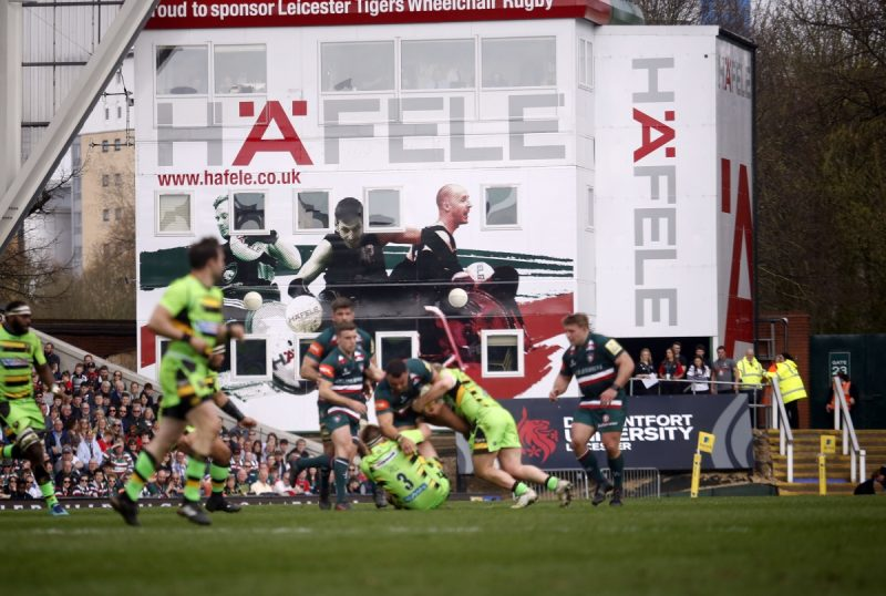 Häfele launches three-year partnership deal with Leicester