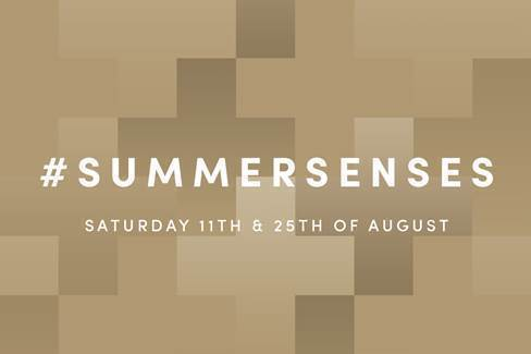 The Cube To Host Summer Senses Event This August.