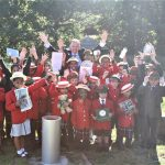 Birmingham School Marks 140th Anniversary with Time Capsule Burial