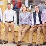Leicester Tigers players look the part thanks to Joules partnership