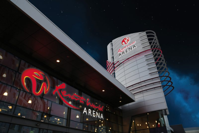 Genting Arena to rebrand as Resorts World Arena