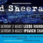 An Insider's Guide To Getting Ed Sheeran 2019 Tickets