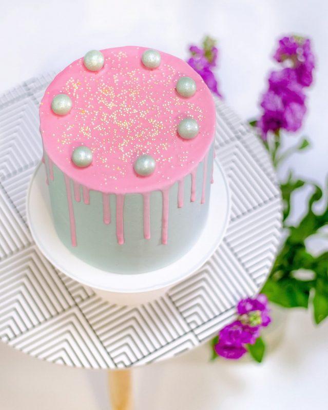 Cakes & Ale: Emilia's Cakes cook up a Belgrade birthday treat