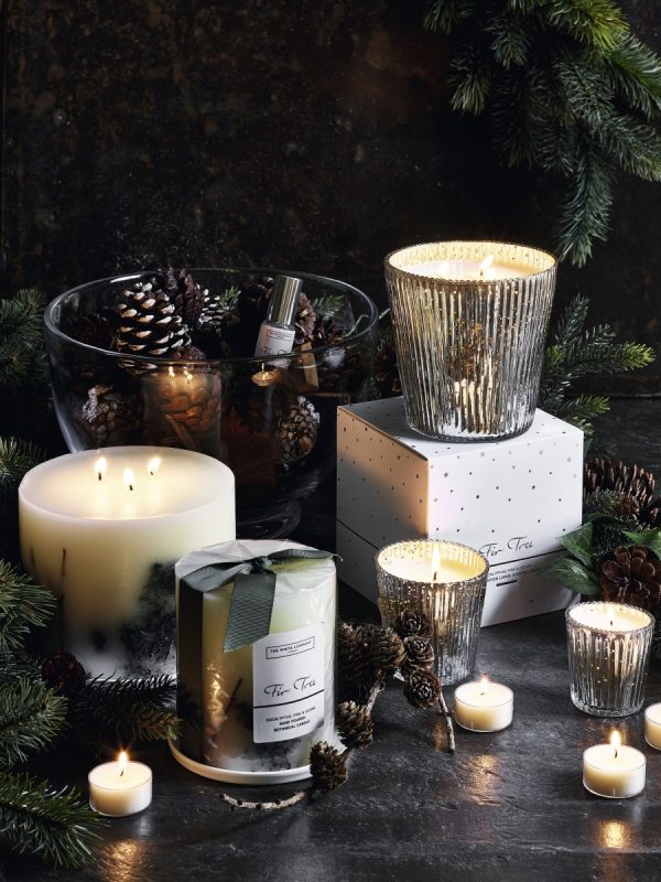 The White Company opens Christmas Pop-Up in Leicester