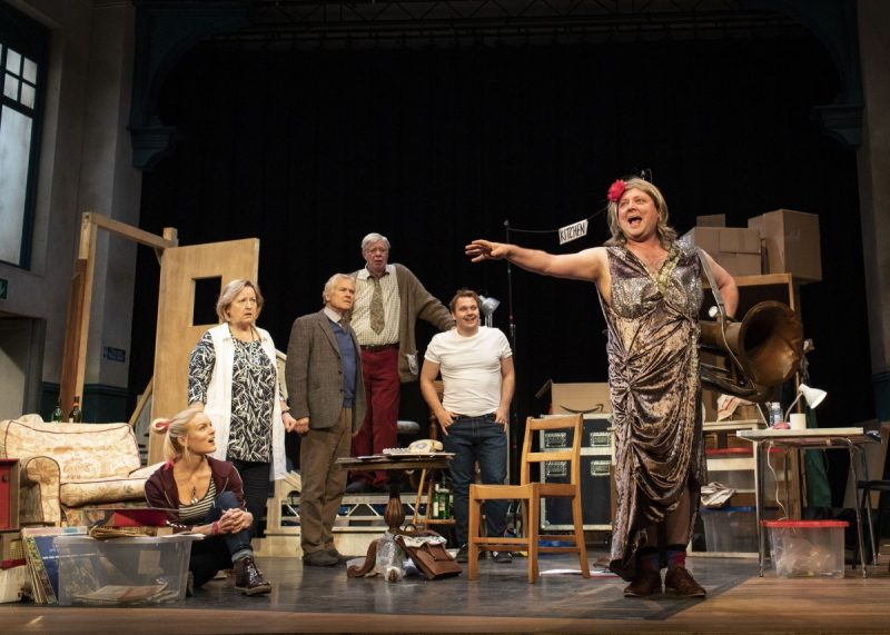 Plays within Plays – The Habit of Art comes to the Belgrade Theatre