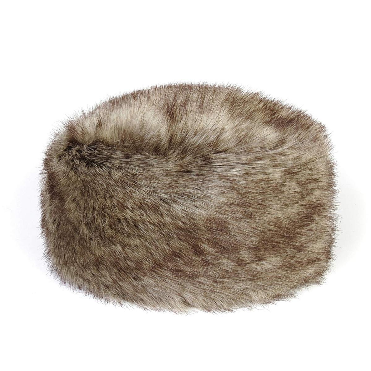 Faux Fur Pill Box Hat Helen Moore - Dluxe Magazine 58edcd3b8ee