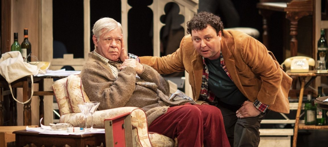 The Art of Ageing: Matthew Kelly & David Yelland star in The Habit of Art
