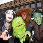 Halloween Spooktacular At Cadbury World