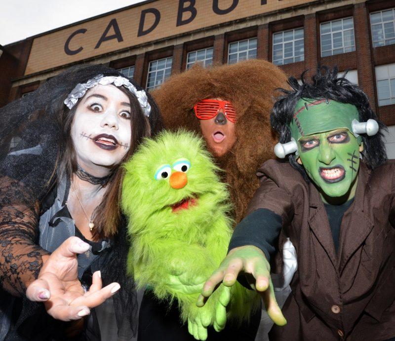 Halloween Spooktacular At Cadbury World
