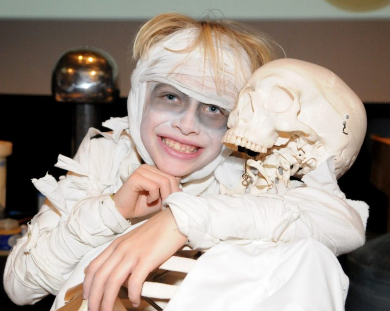 Ghoulishly good times this half term at Birmingham Museums