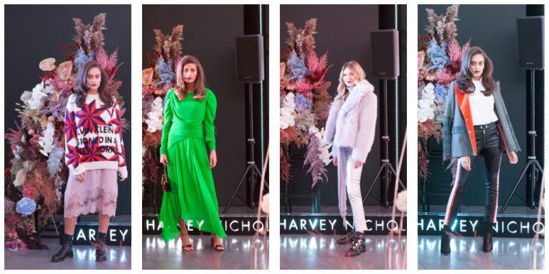 Harvey Nichols AW18 Trunk Show