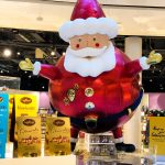 A very deluxe Christmas at Selfridges Birmingham for them
