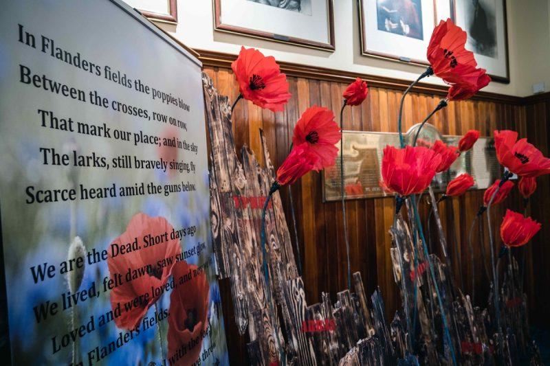 Loughborough Schools Foundation commemorate the Centenary of WWI